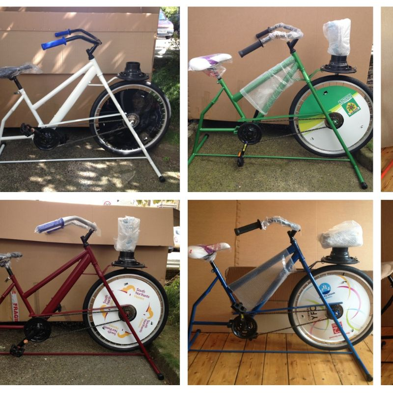 Corporate Smoothie Bikes Gallery Image - Move n Smooth